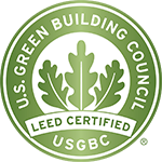 USGBC - LEED Certified