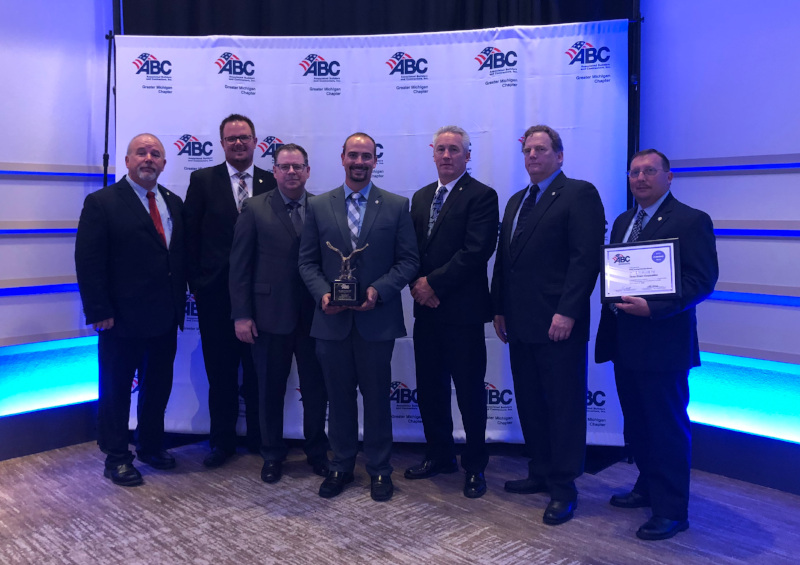 TRC Wins ABC Greater Michigan Awards