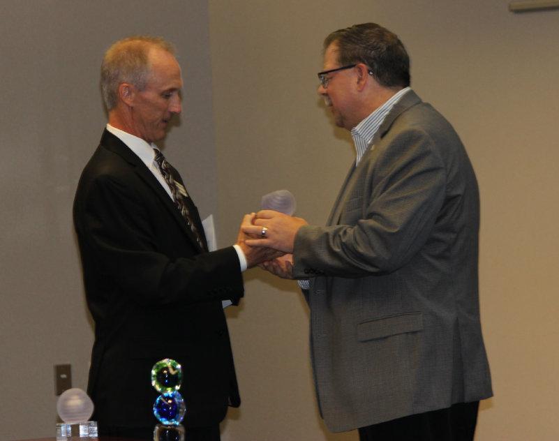 TRC Wins the Jerome L. Yantz Partner in Education Awards